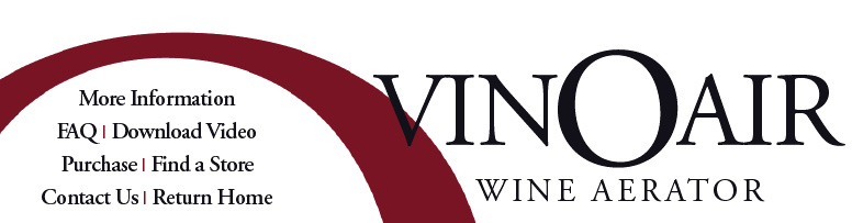 Vinoair wine aerator, pourer, drip stopper, wine, aerator